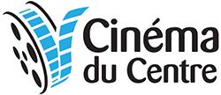 Logo du Cinéma du Centre de Caraquet, péninsule-acadienne